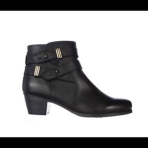 Naturalizer Karmic leather booties